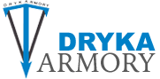 The Dryka Armory Logo